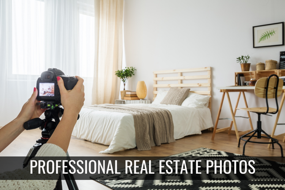 Why do Homes Listed with Professional Real Estate Photos Sell Quicker and For More Money