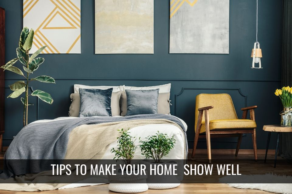Tips to Quickly Make Your Home Show-Ready